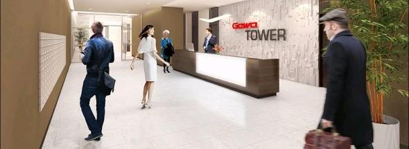 gewa_tower_GEWA 5 to 1 GmbH & Co. KG_groß Neuemission: GEWA 5 to 1 GmbH & Co. KG plant Unternehmensanleihe für Wohn- und Hotel-Turm bei Stuttgart