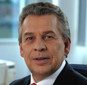 Stefan Rinck, CEO der SINGULUS TECHNOLOGIES AG