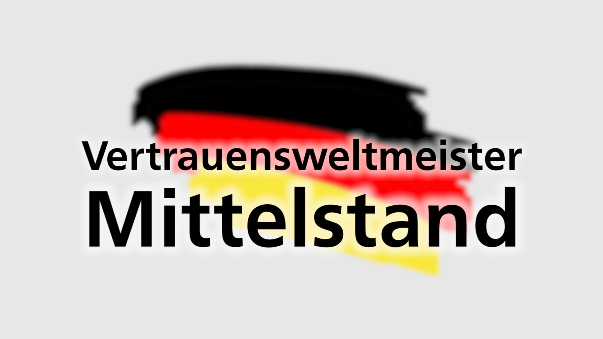 20150824_Vertrauenswletmeister Mittelstand_Kolumne Friedrich